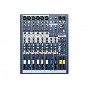 soundcraft epm6 mezcladora analogica de 6 canales