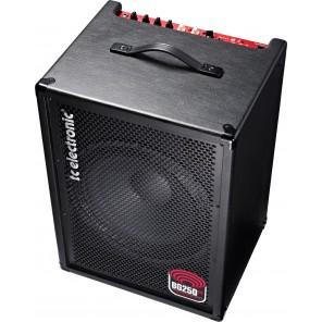TC Electronics BG250 amplificador de bajo electrico de 250w