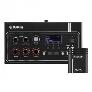 Yamaha EAD10 Módulo con Micrófono y Trigger El Yamaha EAD10 es una nueva y revolucionaria forma de micro, grabar y compartir actuaciones de batería con el mundo En solo unos segundos, capture una batería como la oye en el escenario, o acceda a cientos de