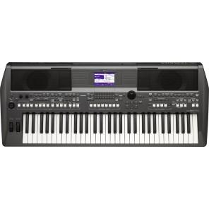 yamaha PSR-S670 teclado portable de 61 teclas profesional