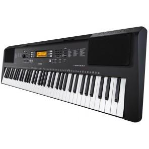 yamaha psr ew300 El teclado Yamaha PSR-EW300 proporciona todo lo que necesita en un teclado de inicio Para el principiante de piano serio, Yamaha equipó el PSR-EW300 con 76 teclas para mejorar el rango de juego de dos manos La conectividad MIDI y de audio