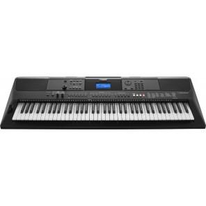 yamaha psr ew400 El teclado PSR-EW400 incluye 758 voces de alta calidad que van desde instrumentos acústicos hasta instrumentos eléctricos El nuevo Live! Grand Piano Voice hace que las interpretaciones de piano suenen inspiradas y expresivas También prese