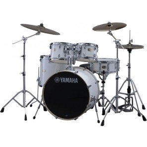 Yamaha STAGE CUSTOM bateria acustica shell pack con hardware