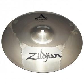 """Zildjian A Custom Hi Hats 14"""" son la elección perfecta cuando necesitas un sonido que atraviesa una mezcla densa Presentan un sonido claro, nítido, sutil y colorido con solo un delicado golpe de baqueta, característica asociada a la gama A Custom  Los hi-"""